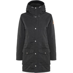 Fjällräven Greenland Winter Parka Women Black